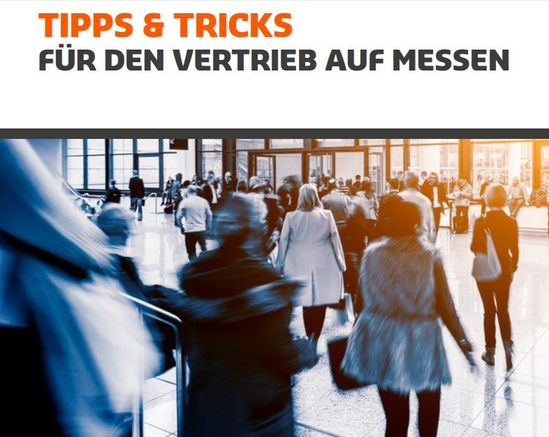 Tipps & Tricks Messe Vertrieb